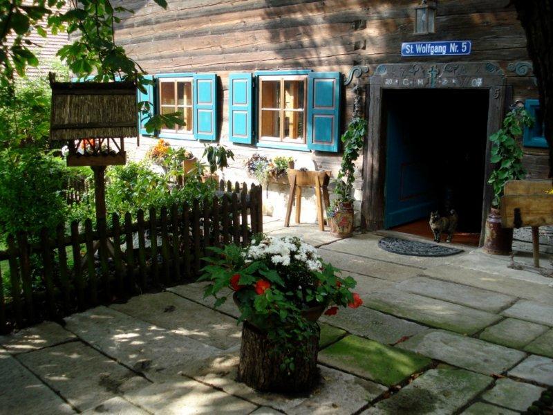 Pilgerhof Eingang