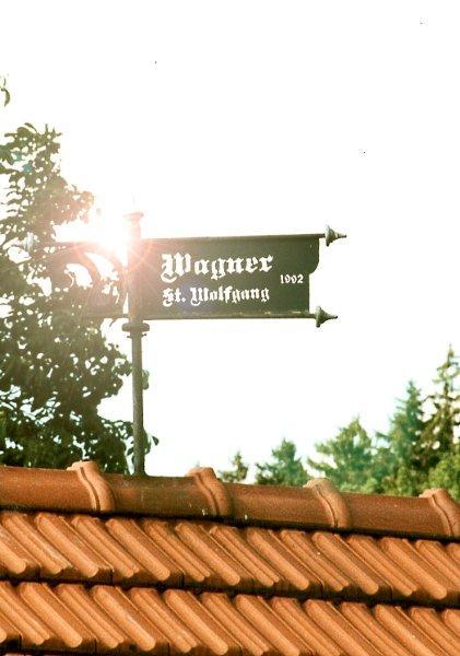St. Wolfgang Pilgerhof Dach