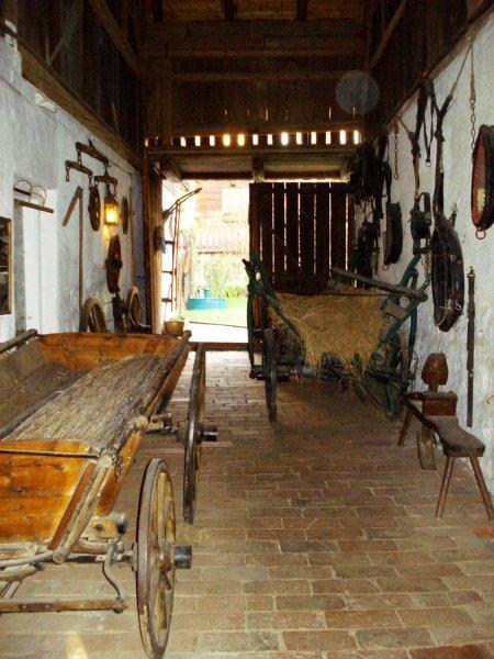Pilgerhof Tennendurchgang zu Zimmer 4-5