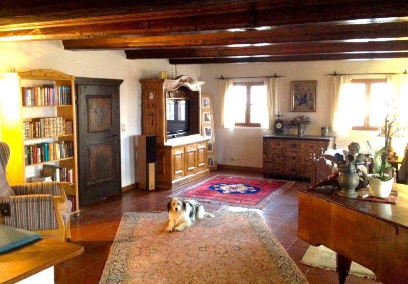 Pilgerhof Wohnzimmer