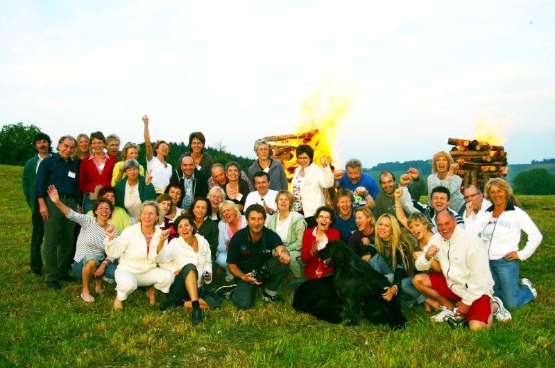 Feuerlaufgruppe