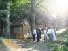 Seminar bei der Waldkapelle