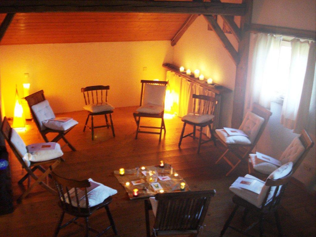 Seminarraum 1 - Meditation