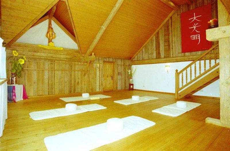 Seminarraum 1 - Yoga